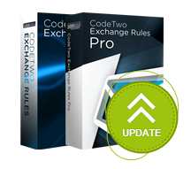 CodeTwo Exchange Rules family - update