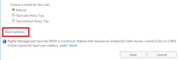 Jak stworzyć podpisy i noty prawne dla całej organizacji w Office 365 5