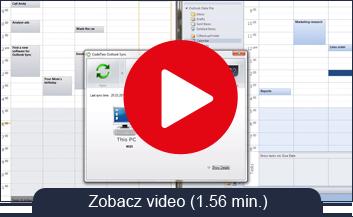 Synchronizacja Outlooka między dwoma komputerami za darmo