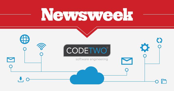 CodeTwo w prasie jako ekspert