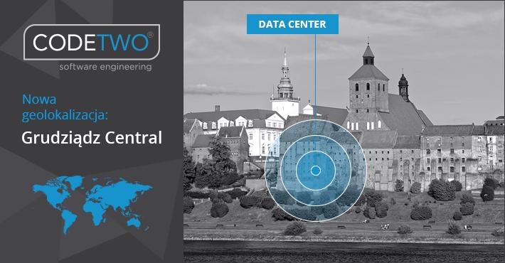 CodeTwo Grudziądz Central Datacenter