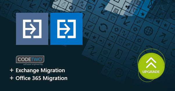 Upgrade narzędzi do migracji CodeTwo