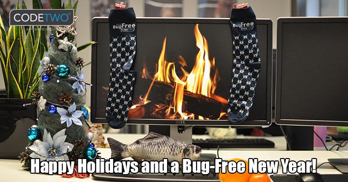 Wesołych Świąt od CodeTwo