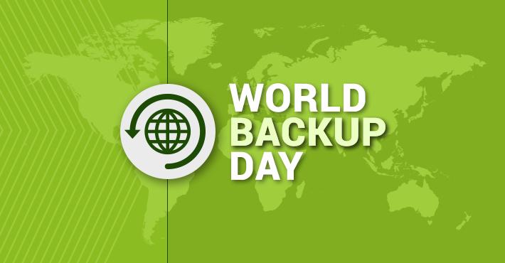 Światowy Dzień Backupu 2019