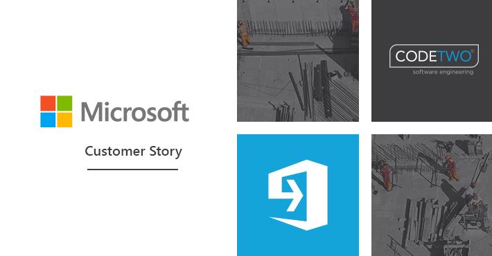 Microsoft opublikował case study z CodeTwo Email Signatures for Office 365 w roli głównej