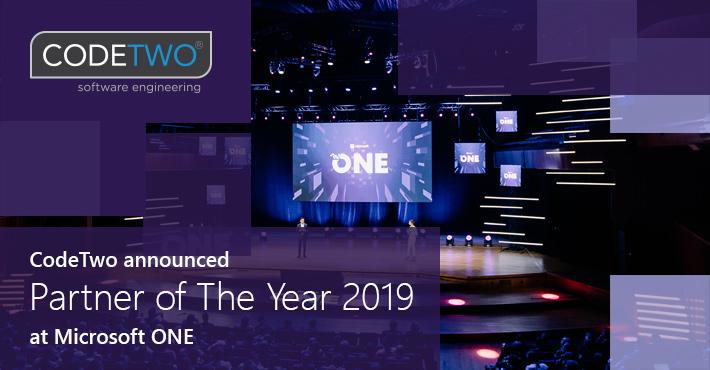 CodeTwo Partnerem Roku Microsoft 2019