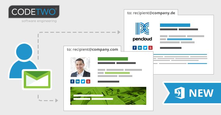Email Signatures for Office 365: podpisy dostosowane do odbiorcy