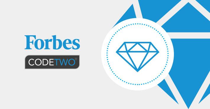 Nagroda Forbes dla CodeTwo