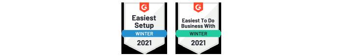 Nagrody G2 dla CodeTwo Office 365 Migration