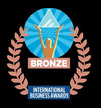 2021 Bronze Stevie Award