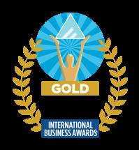 2021 Gold Stevie Award