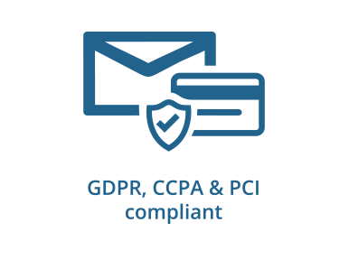 Esig 365 Security - GDPR, CCPA i PCI compliance