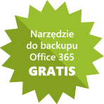 Narzędzie do backupu Office 365 GRATIS