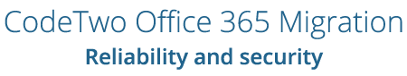 Office 365 Migration security title